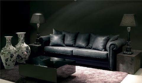 Jensen fekete interior design