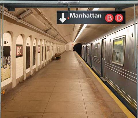 Garázsmatrica metró