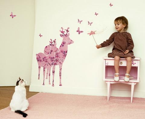 tapéta állatok