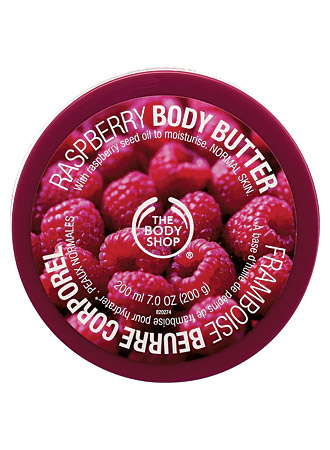 Raspberry Body Butter