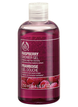 Raspberry Shower Gel
