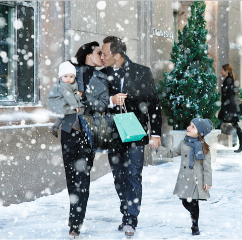 Tiffany & Co. 2010 Karácsony