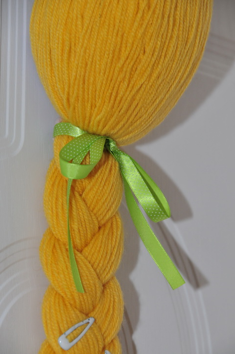 Rapunzel hajfonata