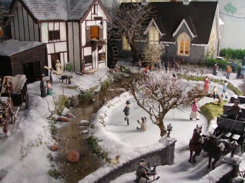 Babbacombe a modell falu adventkor