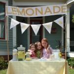 Limonádé stand