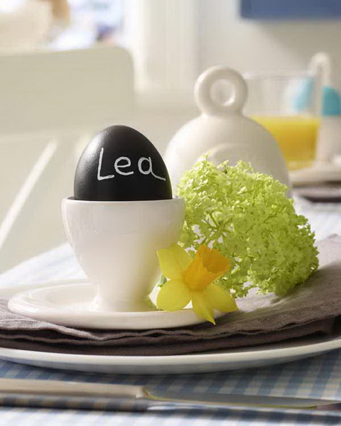 Ostern: Tafellackeier