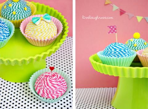 játék cupcake gyerekeknek
