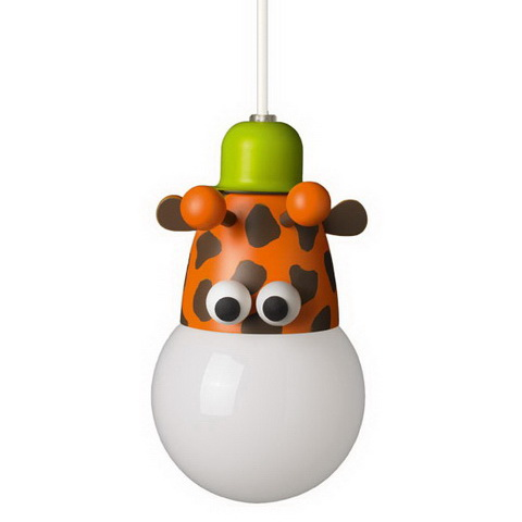 Zsiráf lámpa