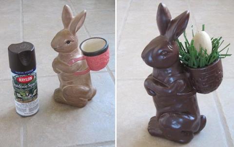 hamis csokinyúl diy