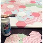 papír quilt