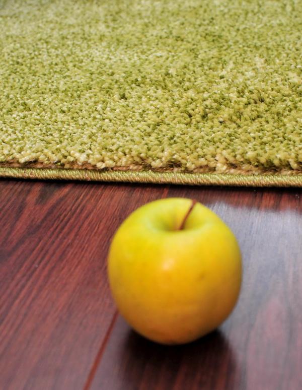 Tulipo Soft Green szőnyeg Dekorella.hu
