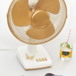 Arany ventilátor Dekorella.hu