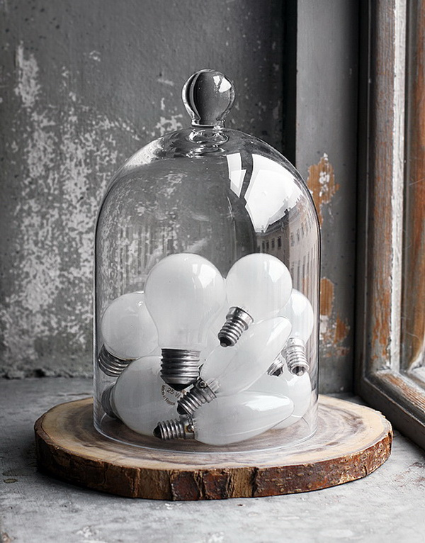 dekoratív üvegbura (18)