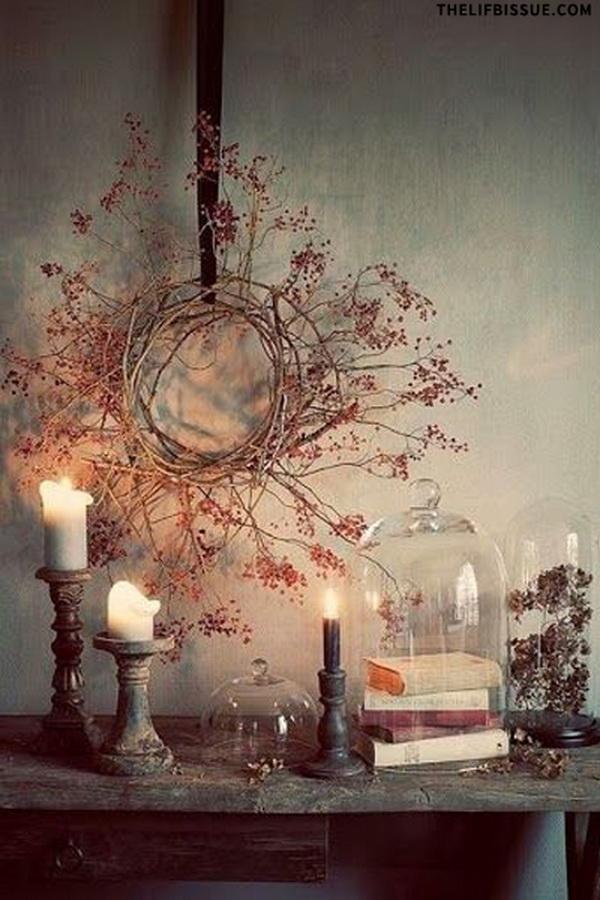 elmúlásüvegbúra dekor