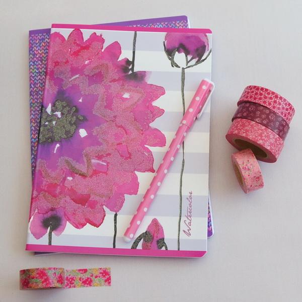 pink dekortapasz