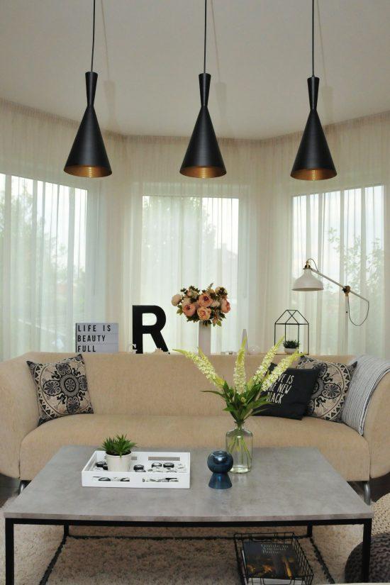 Dekorella nappali szoba