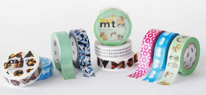 MT Ex masking tape Dekorella