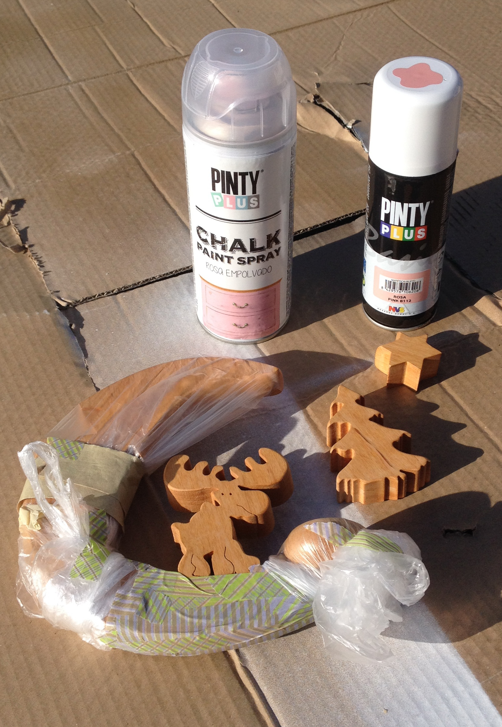 Sprayfestés Pinty Plus Chalk Paint