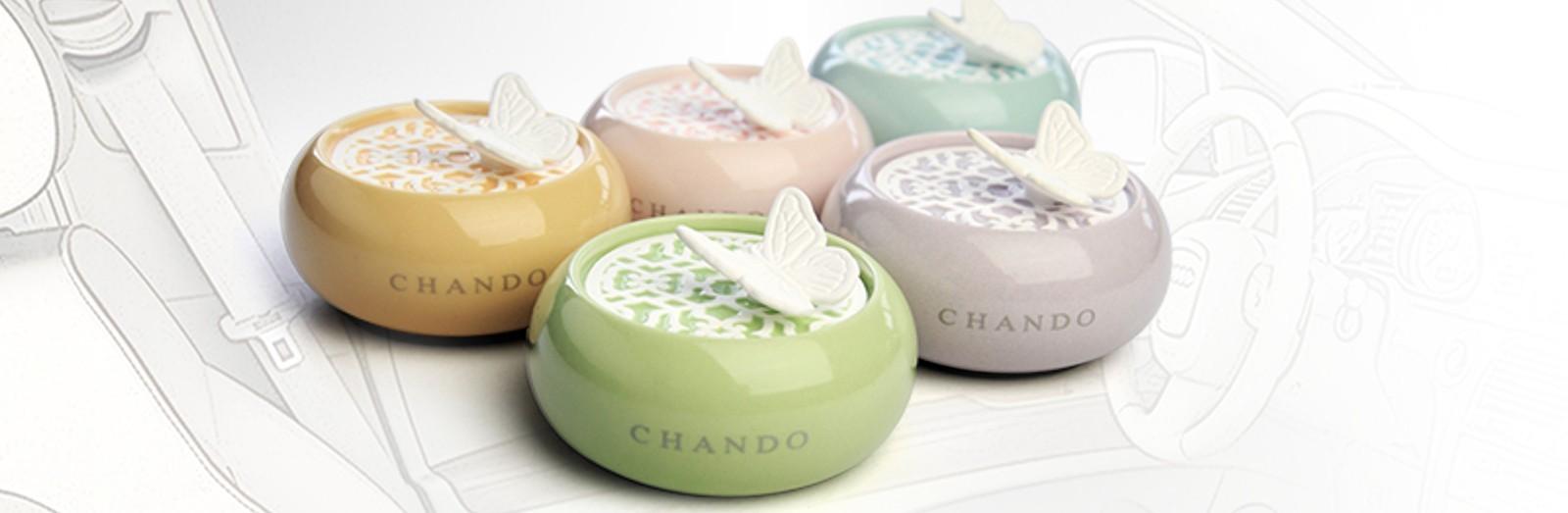 Chando porcelán illatosító