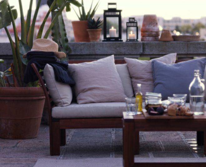 Applarö kanapé IKEA