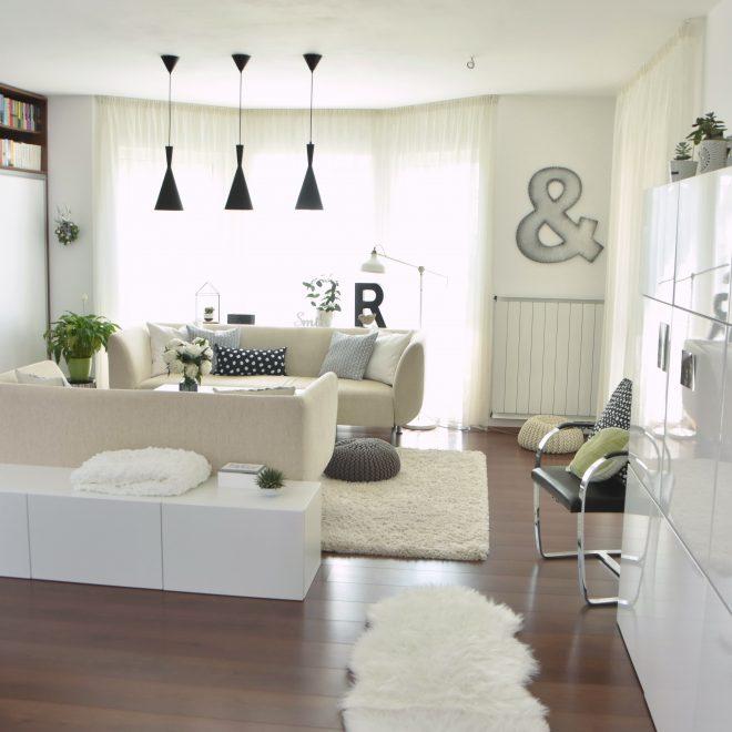 Dekorella nappali variációk IKEA
