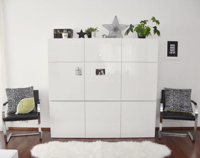 IKEA Besta komód variációk Dekorella