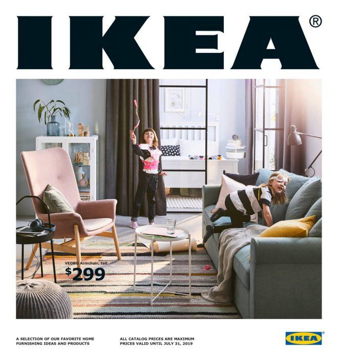 IKEA katalógus 2019 IKEA catalog 2019