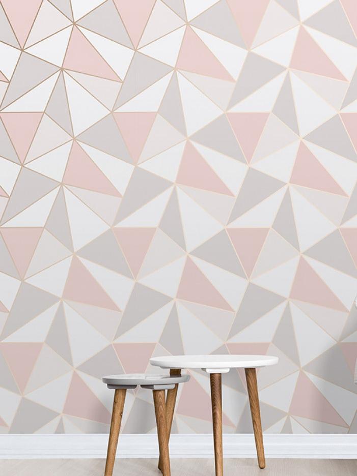 Legjobb geometriai falfestések Dekorella