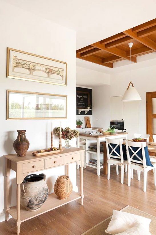 Romantikus vidéki nyaraló - Unger Ágnes design
