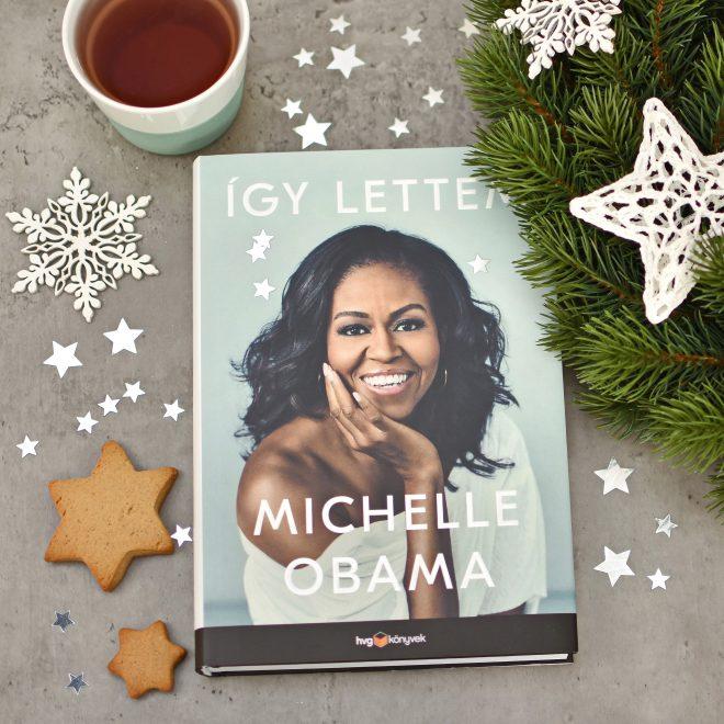 Michelle Obama Így lettem