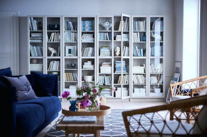 IKEA Billy könyvespolc